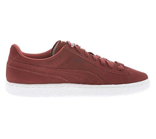 PUMA Suede X Trapstar Herren Sneaker Rot 361.500 02