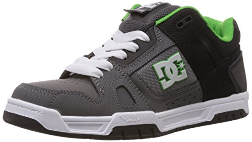 Sneaker Sneaker STAG STAG Shoes DC Uomo Green Shoes Grey Nero DC Black wBUqfXqa