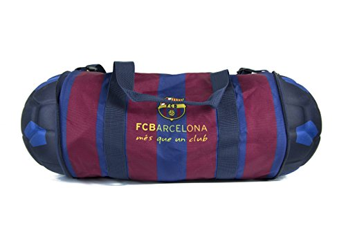 fan products of Official FC Barcelona Soccer Ball Duffle Bag
