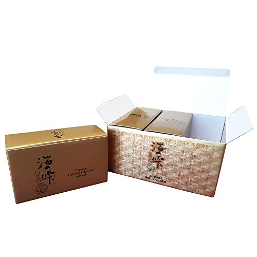 3 Sets of Umi No Shizuku Fucoidan Drink Type Pure Seaweed Extract Enhanced with Agaricus Mushroom Vitamin Complex Optimized Immune Support Health Supplement