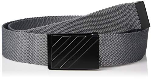 adidas Golf Webbing Belt, Grey Four, One Size