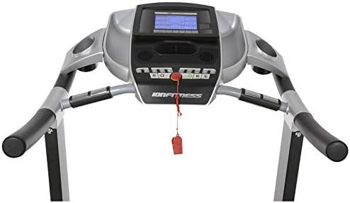 Ion Cinta de Correr Fitness Corsa T4: Amazon.es: Deportes y aire libre