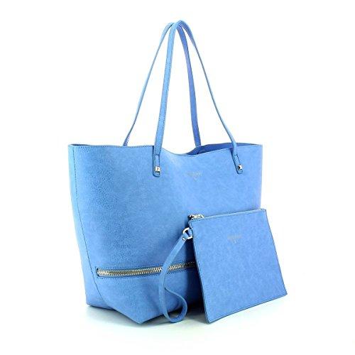 Patrizia Pepe - Borse Shopping - Azzurro