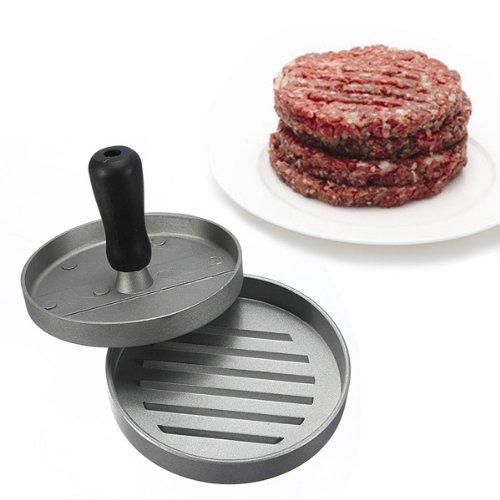 Kitchen Hamburger Press Meat Patty Mold Maker 12cm/4.8inch
