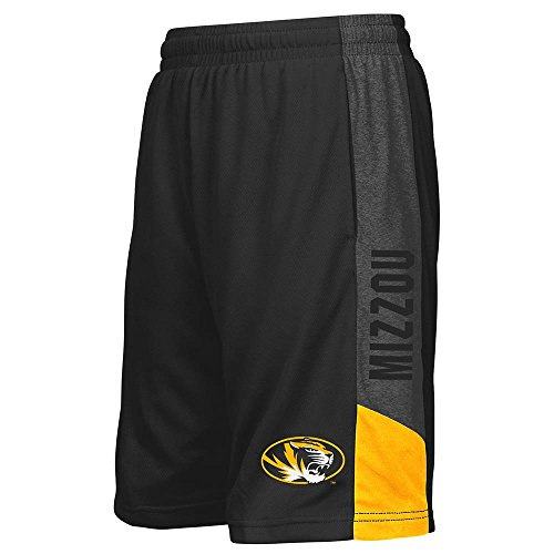 Youth NCAA Missouri Tigers Basketball Shorts (Team Color) - ()