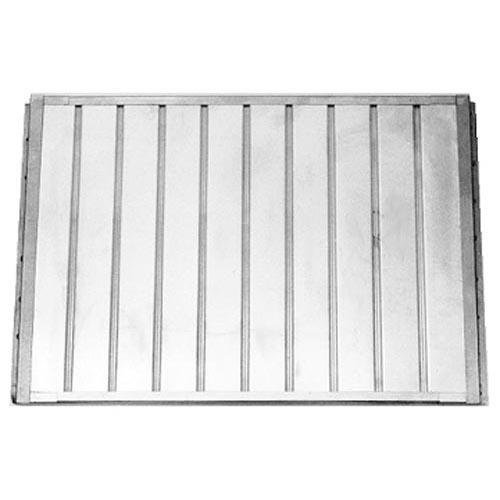 Blodgett BLODGETT 5593 Center Deflector Panel 20'' W X 35 1/2'' L For 999 1000 1048 263142 by BLODGETT OVEN