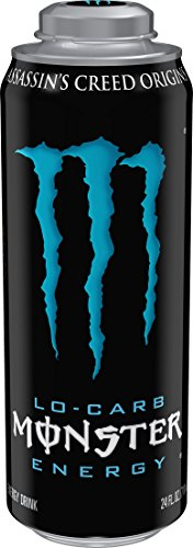 monster 24 energy low carb - 6