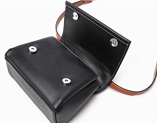 Beige Viaggi Messenger Retro Signora Casual Borsetta Borsa Tracolla Shopping 8CWR6Wwq
