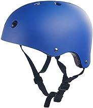 Skateboard Helmet for Kids Youth & Adults Kids Bike Helmet Adjustable Skateboard Helmet Impacts Resistance