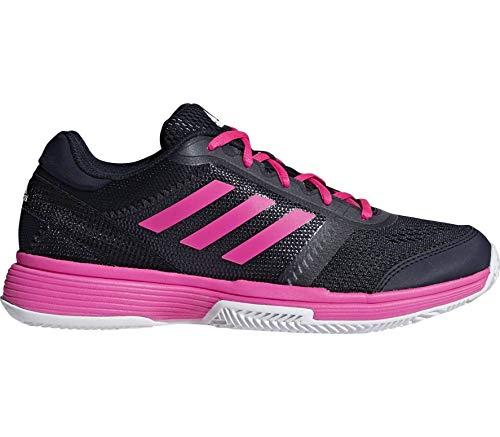 W Chaussures Tennis Clay Club Noir Femme Adidas De Barricade pRqOx4