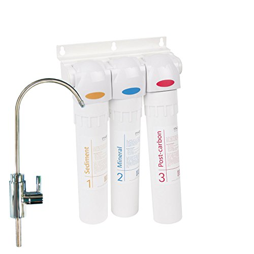 1THE Water Filter System Mineral Pro Set by 1THE