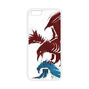 infamous second son iPhone 6 4.7 Inch Cell Phone Case White Customize Toy zhm004-7404903