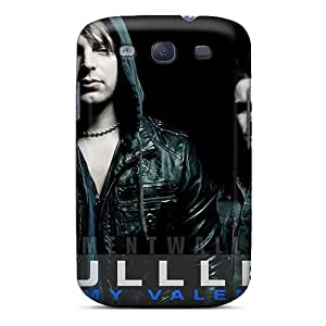 Samsung Galaxy S3 IWr2755AawF Provide Private Custom High-definition Metallica Series Shock Absorbent Hard Cell-phone Cases -DrawsBriscoe