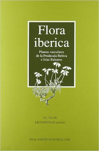 Flora iberica. [...] Vol. VII(II). Leguminosae, 1999-2000