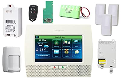 Honeywell Lynx Touch L7000 Wireless Security Alarm Slim Line Kit with 3GL GSM & Zwave Module