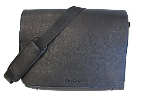 Robert Graham Men's Haines Messenger Accessory, -black, No Size by Robert Graham