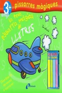 Read Online La Teva Pissarra Magica De Lletres (Bruixola. Pissarres Magiques/ Compass. Magic Slates) (Catalan Edition) ebook