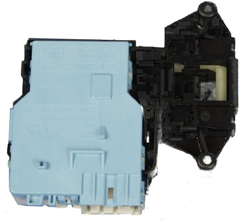 LG Electronics EBF49827801 Washing Machine Door Switch and Lock Assembly - Filter Door Assembly
