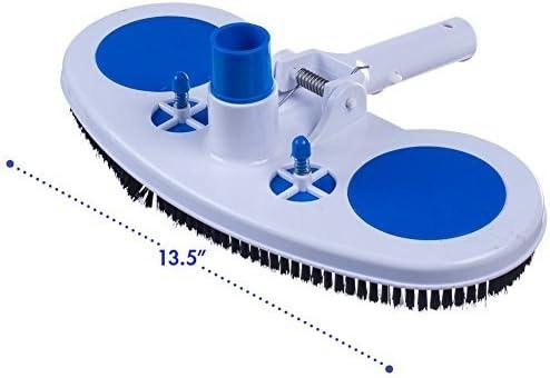 pool vacuum cleaner head