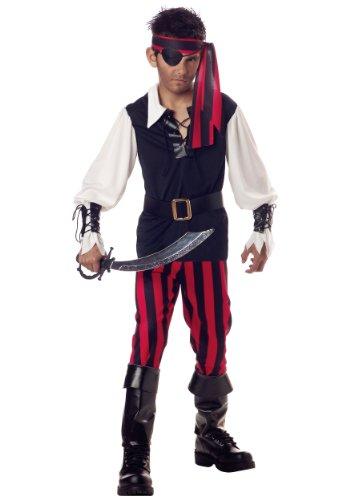 [Cutthroat Pirate Costume - Child Medium(8-10)] (Pirate Cutthroat Costumes)