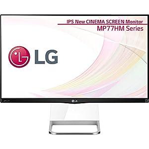 LG Electronics Japan 27型 AH-IPS非光沢 1920×1080 ブラック 27MP77HM-P
