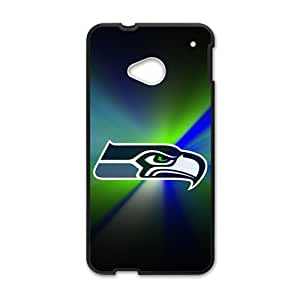 Seattle Seahawks Bestselling Hot Seller High Quality Case Cove Hard Case For HTC M7