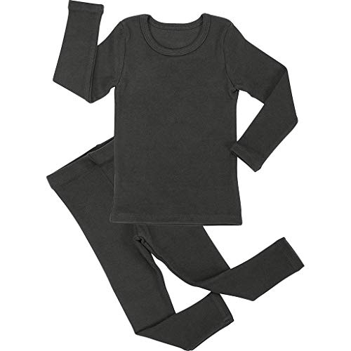 iZHH Toddler Baby Boys Girls Cute Solid Tops