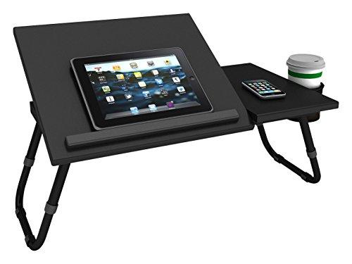 Atlantic 33908076 Lap Desk Laptop Stand Black