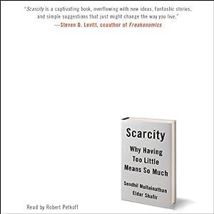 Scarcity Hörbuch