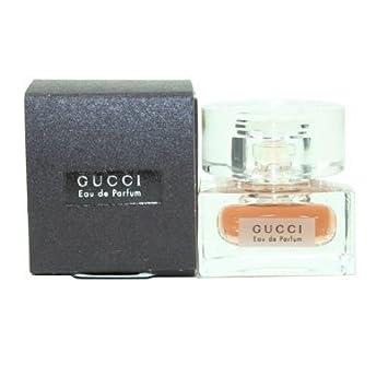 Amazoncom Gucci Eau De Parfum By Gucci 017 Oz5ml Edp Mini For