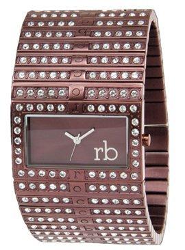 Rocco Barocco   -Armbanduhr      rb shi brz
