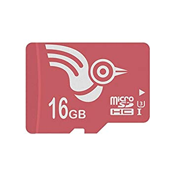 ADROITLARK Tarjeta Micro SD 16 GB Tarjeta SD Rendimiento de hasta 75MB / s con Adaptador SD Gratuito (U3 16GB)