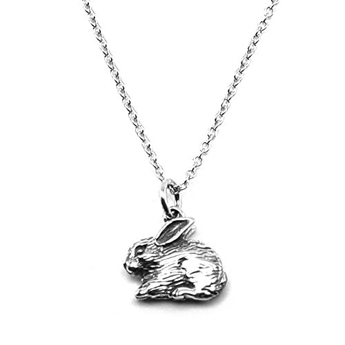 Sterling Silver Animal Pendant Necklace, 18