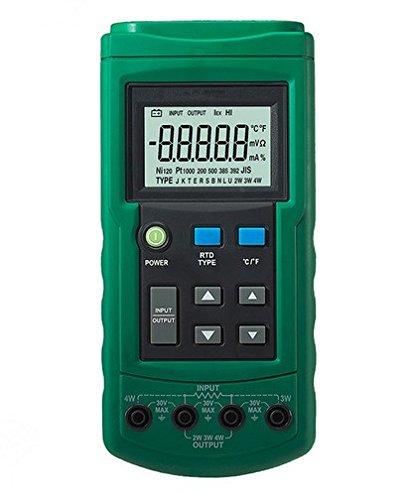 GOWE resistencia temperatura Detector de IDT calibrador simular medida 7rtd Ohm