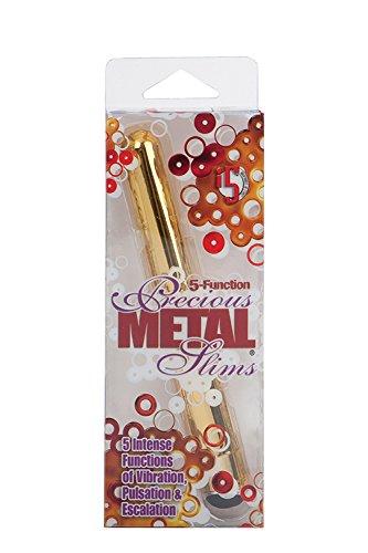 5-Function Precious Metal Slims - Slender Slims, Gold