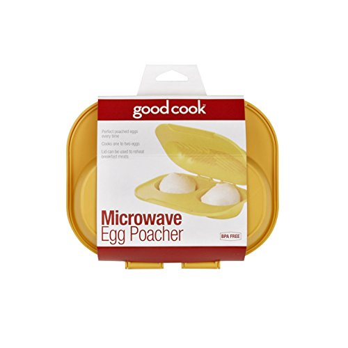 Buy good cook microwave 2 egg poacher