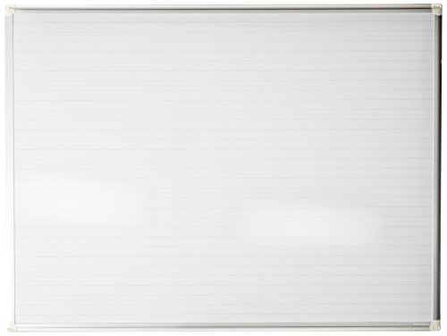 MasterVision New Generation Gold Ultra Dry Erase Yearly Planner, 48x36 Inch, Aluminum Frame (GA0594830) by MasterVision