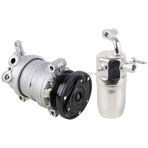 AC Compressor w/A/C Drier For Chevy Silverado 1500 2500 GMC Sierra 1500 - BuyAutoParts 60-86119R2 New