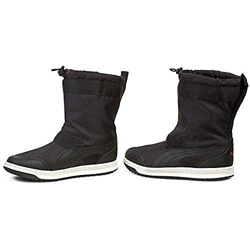 Womens 5 Puma Ankle Black Snow Boots 6 UZPwrURY4