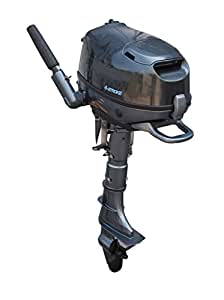 4 stroke 5.8HP Superior Engine Outboard Motor Inflatable Fishing boat motor (4-stroke 5.8HP)