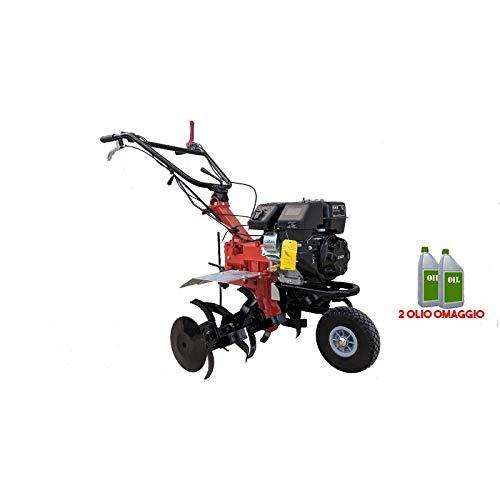 TrinAgria Pro motoazada A Gasolina trinagria mz103bk con ...