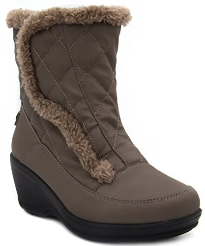 Pictures of London Fog Womens Tower Waterproof Cold Weather 3