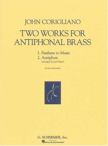 Antiphonal Brass (Two Works for Antiphonal)