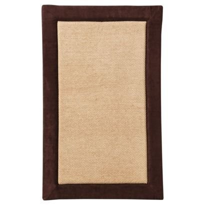 Magnificent Memory Foam Kitchen Mat, 20 X 32 inch, Bath Mat, Bedroom Mat, Non-slip Mat - Soft and stylish - Brown COMIN18JU013292