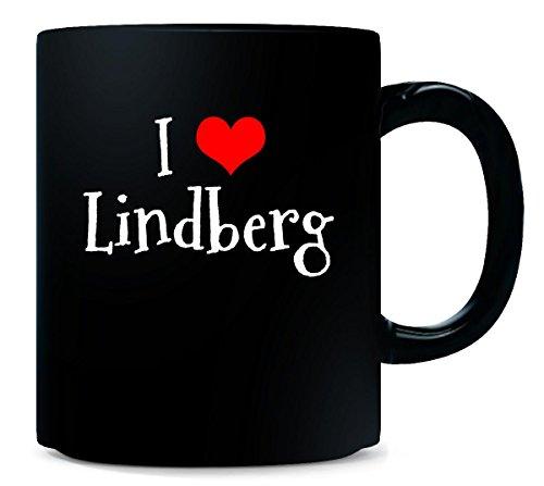 I Love Lindberg. Funny Gift - Mug