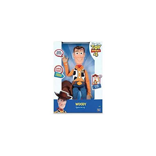 chollos oferta descuentos barato Bizak Toy Story Woody con Voz Figura Articulada Color surtido 61234071