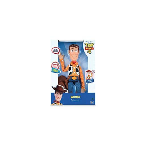 Toy Story - Figura de Woody, articulada con voz en espanol (Bizak 61234071), Modelos/Colores aleatorios, 1 pieza , color/modelo surtido