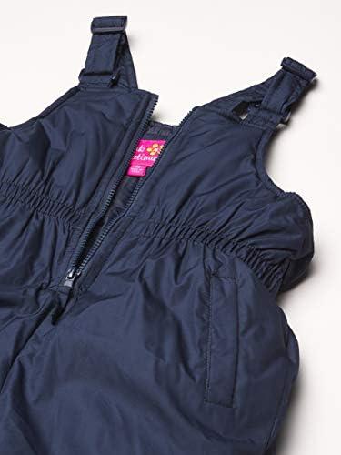 Pink Platinum Girls' Snowsuits