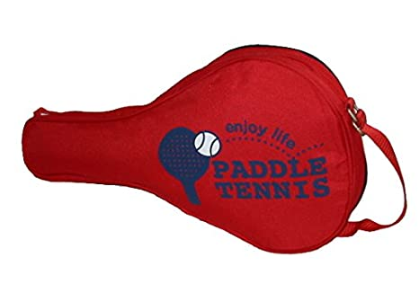 Amazon.com : Paddle Tennis Racket Bag Racquet Holder 2pcs Pack : Sports & Outdoors