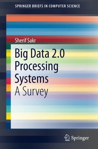 Big Data 2.0 Processing Systems: A Survey (SpringerBriefs in Computer Science)